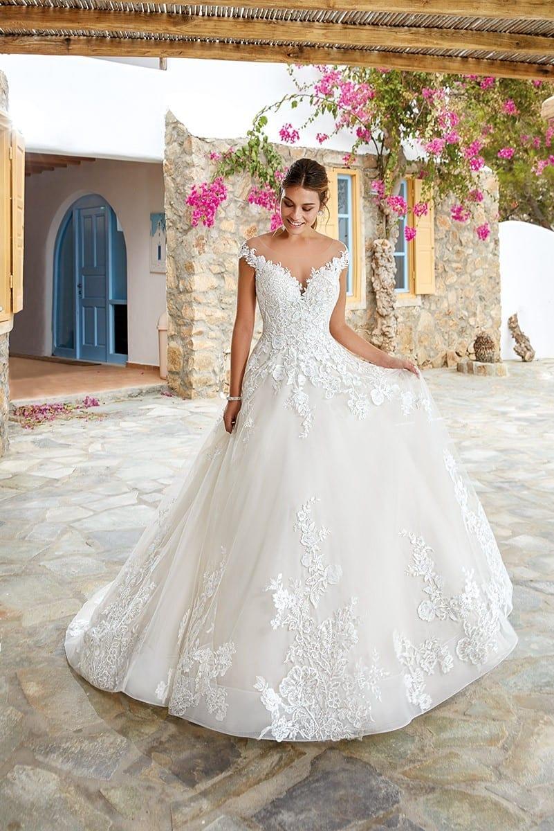 Wedding Dress Rosalynn – Eddy K Bridal Gowns   Designer Wedding ...