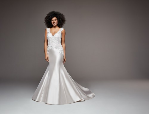 Wedding Dress MD330