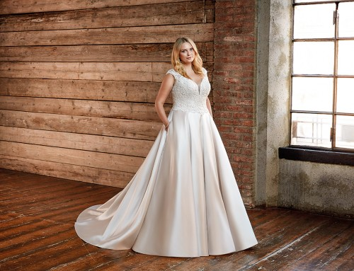 Wedding Dress UR122