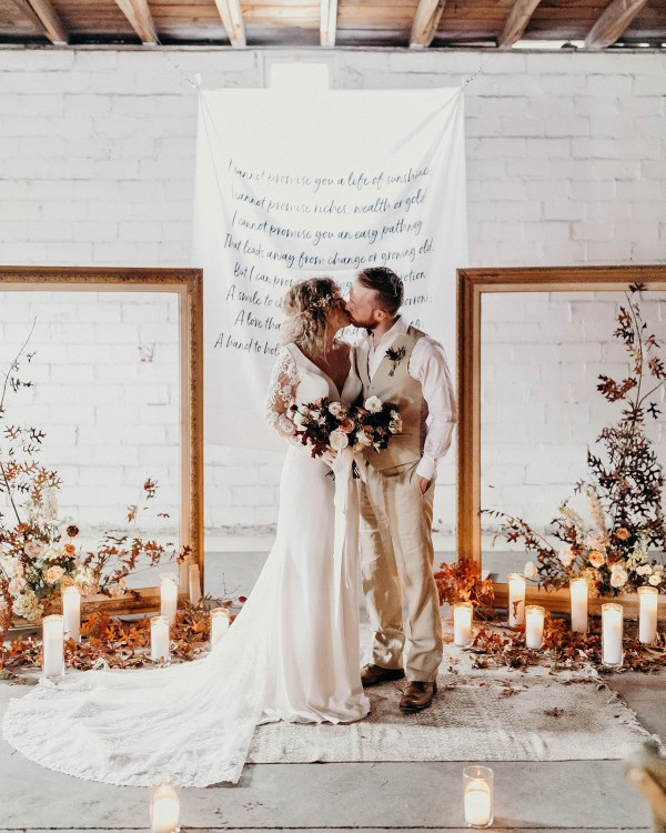 Styled Shoot At The Ostreum