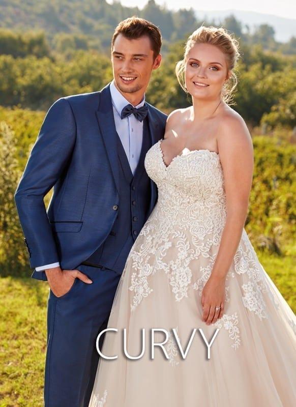 Designer Trouwjurk.Eddy K Bridal Gowns Designer Wedding Dresses 2020