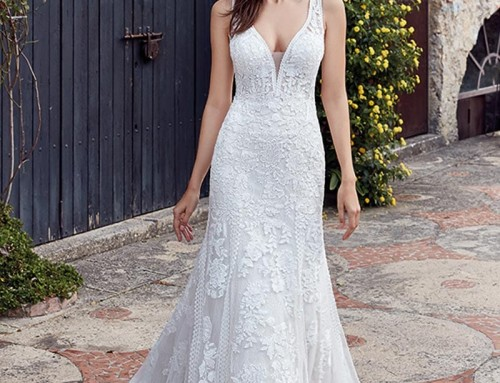 Wedding Dress EK1268