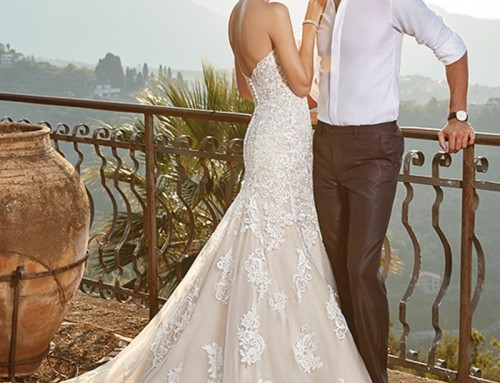 Wedding Dress EK1271