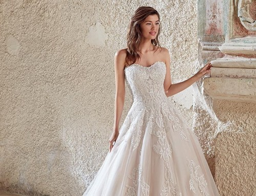 Wedding Dress EK1274