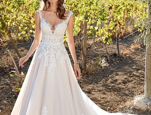 Wedding Dress EK1279