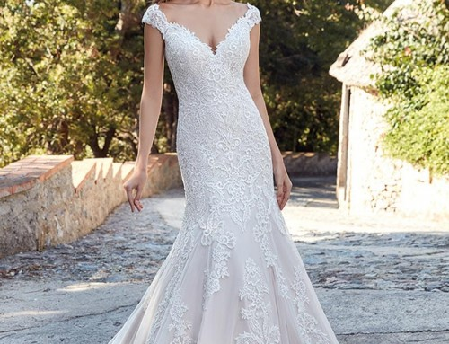 Wedding Dress EK1287