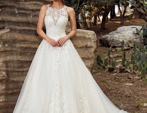 Wedding Dress EK1298