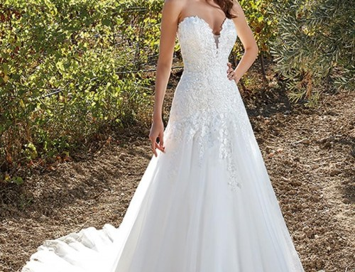 Wedding Dress EK1304