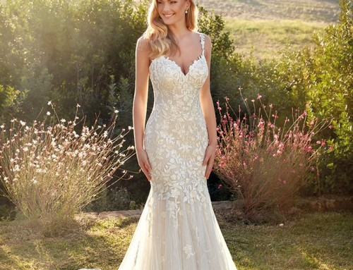 Wedding Dress EK1332