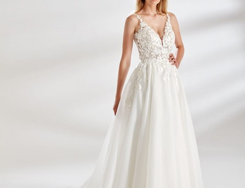 Wedding Dress EK1321