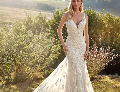Wedding Dress EK1333