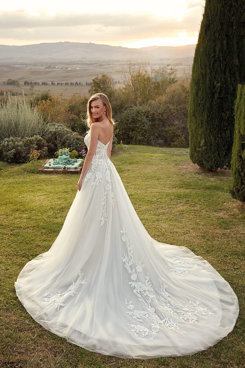 Wedding Dress EK20 Zara – Eddy K Bridal Gowns   Designer Wedding ...