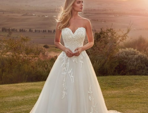 Wedding Dress EK1334