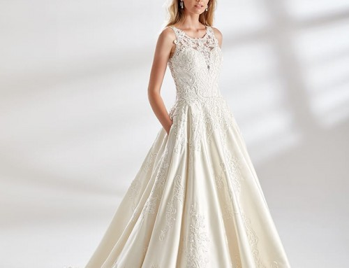 Wedding Dress EK1319