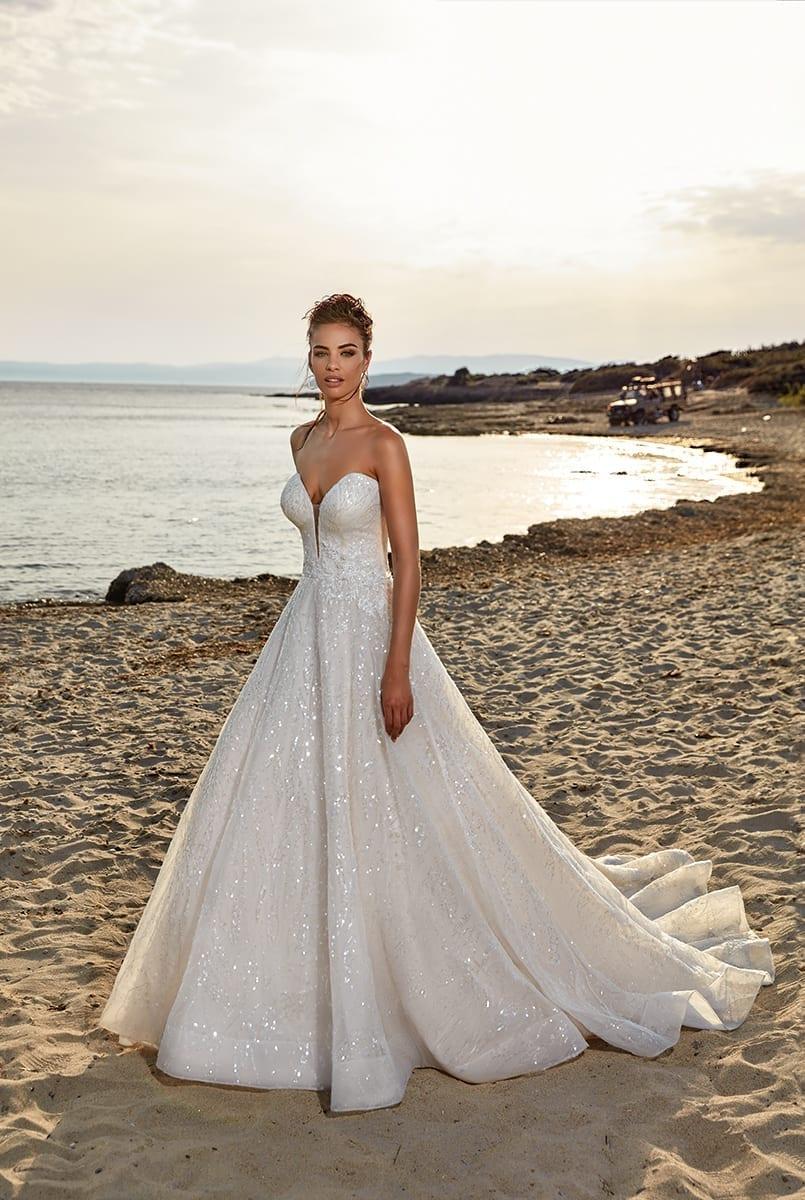 Wedding Dress Lena – Eddy K Bridal Gowns   Designer Wedding ...