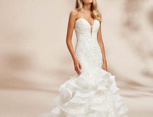 Wedding Dress SKY180
