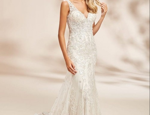 Wedding Dress SKY185