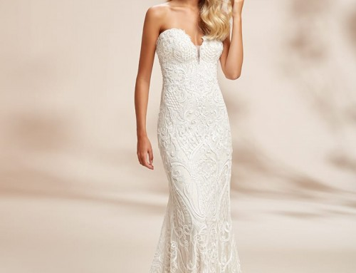 Wedding Dress SKY190
