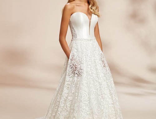 Wedding Dress SKY191