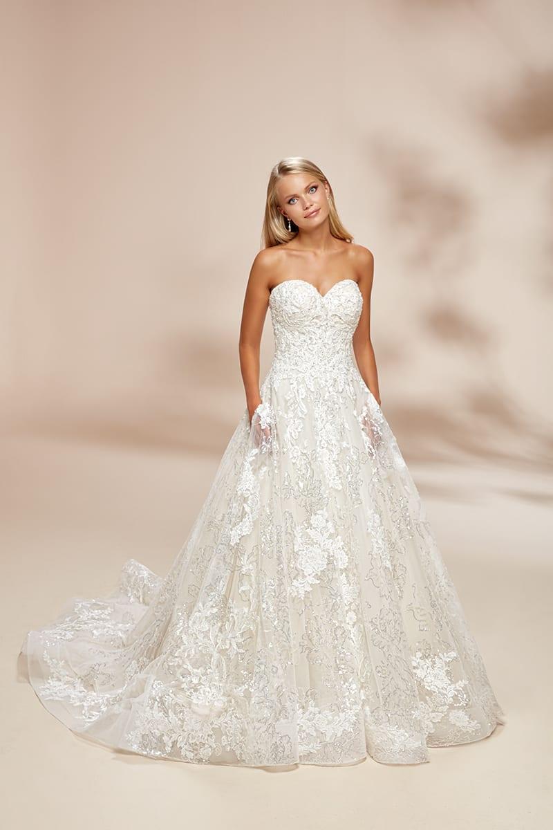Wedding Dress Sky192 Eddy K Bridal Gowns Designer Wedding Dresses 2020