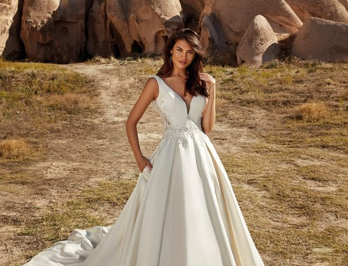 Wedding Dress DR2014 Vida