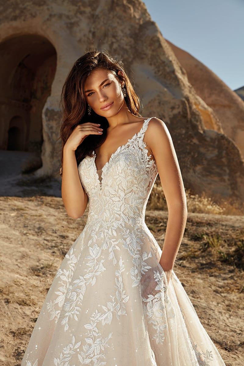Wedding Dress DR20 Celine 20 Collection – Eddy K Bridal Gowns ...