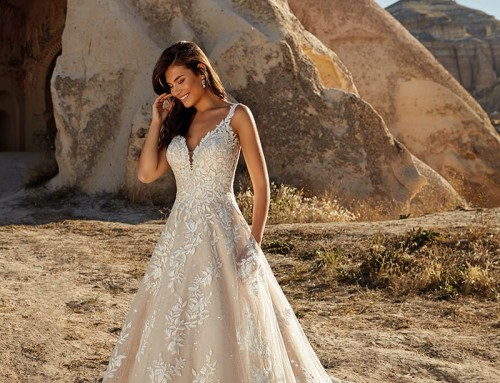 Wedding Dress DR2017 Celine  2021 Collection