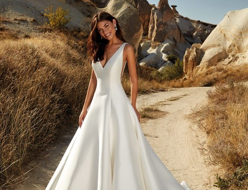 Wedding Dress DR2018 Charlotte  2021 Collection