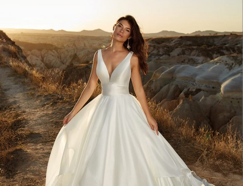 Wedding Dress DR2020 Faith  2021 Collection