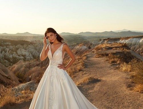 Wedding Dress DR2026 Kendall  2021 Collection