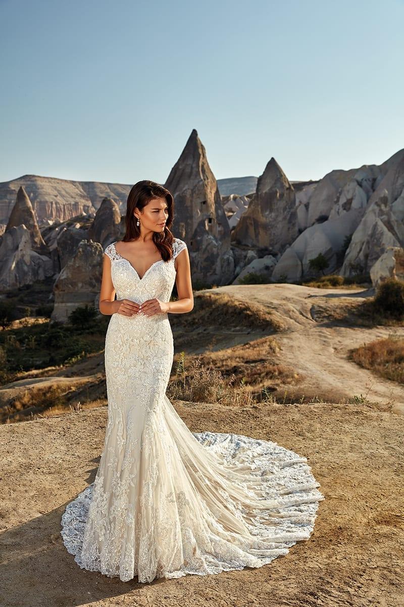 Wedding Dress Dr2027 Lulu 2021 Collection Eddy K Bridal Gowns Designer Wedding Dresses 2020