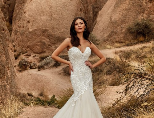 Wedding Dress DR2028 Natasha  2021 Collection