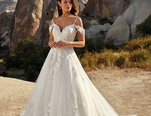 Wedding Dress DR2031 Rosalia  2021 Collection