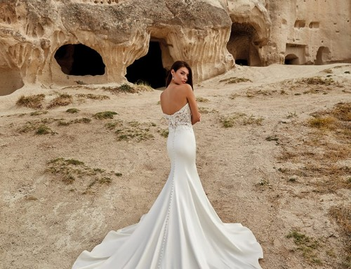 Wedding Dress DR2032 Sahara  2021 Collection
