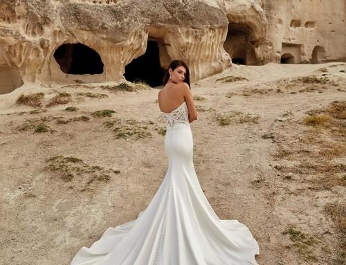 Wedding Dress DR2032 Sahara  2021 Collection