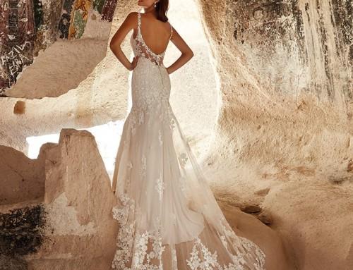 Wedding Dress DR2033 Sasha  2021 Collection