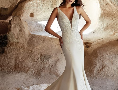 Wedding Dress DR2034 Sienna  2021 Collection