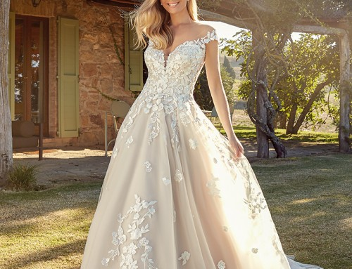 Wedding Dress EK1336 Briana  2021 Collection