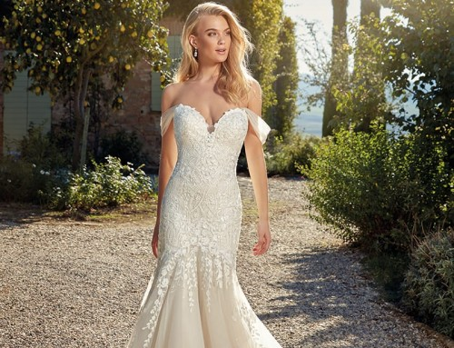 Wedding Dress EK1337 Celeste  2021 Collection