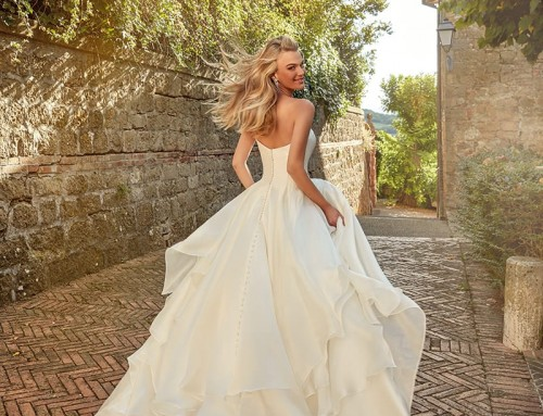 Wedding Dress EK1338 Daisy  2021 Collection