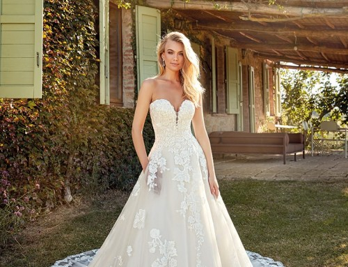 Wedding Dress EK1340 Eden  2021 Collection