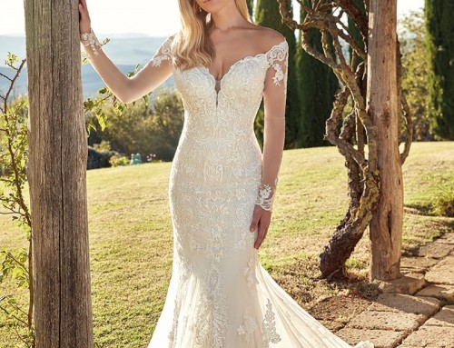 Wedding Dress EK1344 Gia  2021 Collection