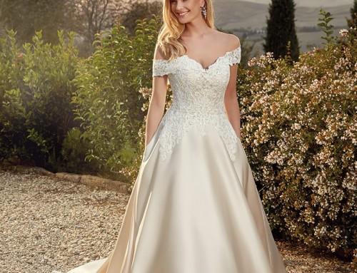 Wedding Dress EK1345 Gillian  2021 Collection