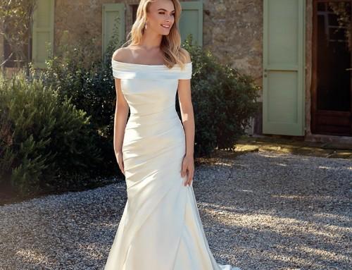 Wedding Dress EK1348 Hope  2021 Collection