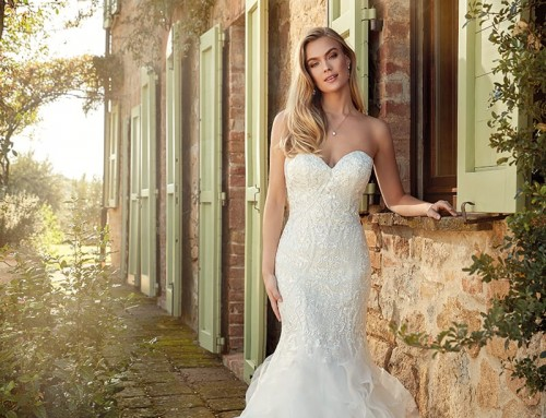 Wedding Dress EK1350 Kate  2021 Collection