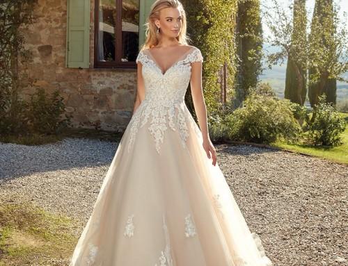 Wedding Dress EK1354 Lilly  2021 Collection