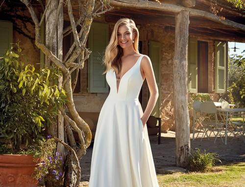Wedding Dress EK1355 Madelyn  2021 Collection