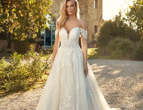 Wedding Dress EK1360 Rafaela  2021 Collection