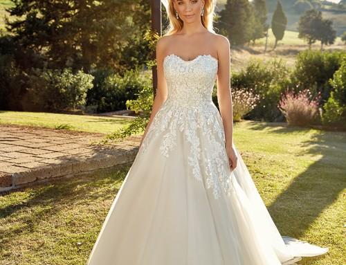 Wedding Dress EK1361 Rita  2021 Collection