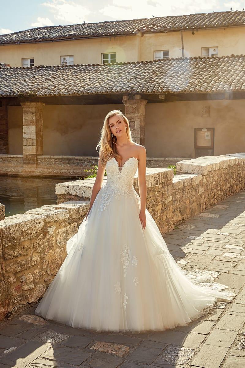 Wedding Dress Ek1369 Tiana Eddy K Bridal Gowns